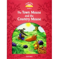 """Lectura Inglés: """"The Town Mouse and the Country Mouse"""" (2º Primaria)"""