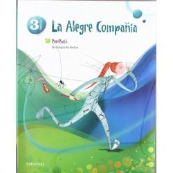 """Lecturas Colectivas: """"La Alegre Compañía"""" (3º Primaria)"""