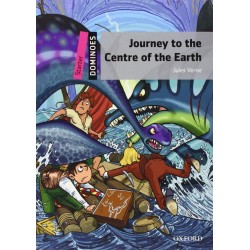 """Lectura Inglés: """"Journey to the centre of the Earth"""" (4º Primaria)"""