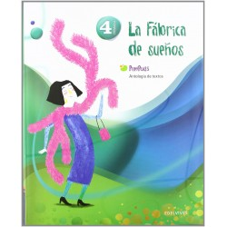 """Libro Lecturas Colectivas: """"La Fábrica de Sueños"""" (4º Primaria)"""