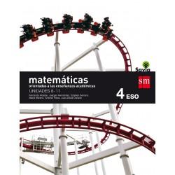 Matemáticas B: Proyecto Savia (4º ESO)
