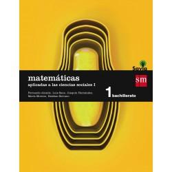 Matemticas I: Orientadas a las Ciencias Sociales (1º Bachillerato)