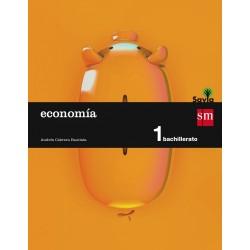 Economía: Proyecto Savia (1º Bachillerato)