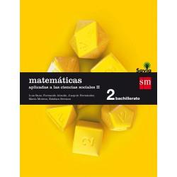 Mateicas II: Aplicadas a las Ciencias Sociales (2º Bachillerato)