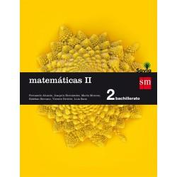 Matemáticas II: (2º Bachillerato)