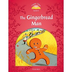"""Lectura Inglés: """"The Gingerbread Man"""" (2º Primaria)"""