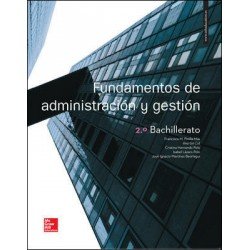 Fundamentos de Administración y Gestión 2 (2º Bachillerato)