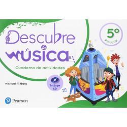 """""""Descubre la música 5º"""""""