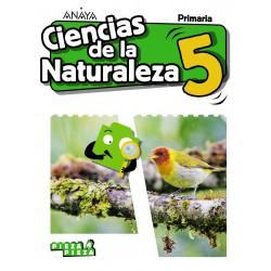 """Ciencias de la Naturaleza 5 """"Pieza a Pieza"""""""