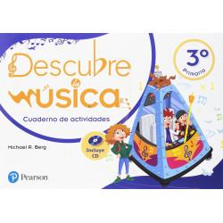 """""""Descubre la música """" Cuadernillo de Actividades (3º Primaria)"""