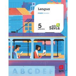 Lengua: Proyecto Savia (5º Primaria)