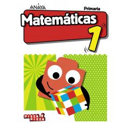 Matemáticas.Proyecto Pieza a Pieza