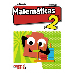 Matemáticas 2EP. Proyecto Pieza a Pieza