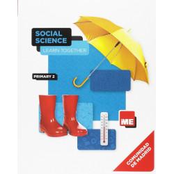 """Ciencias Sociales: """"Social Science"""" (2º Primaria)"""