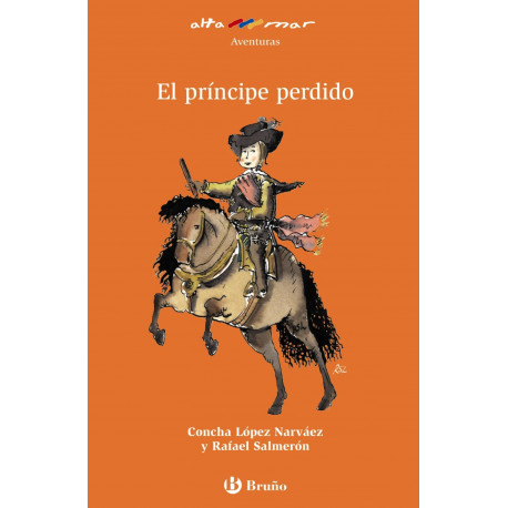 """Libros de lectura personal: """"El príncipe perdido"""" (4º Primaria)"""