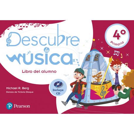 "Música: ""Descubre la música. Libro del Alumno"" (4º Primaria)"