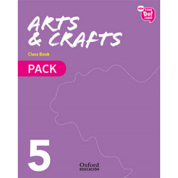 New think do learn. Arts and crafts 5. Class Book Pack 5ºEP