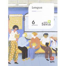 Lengua: Proyecto más Savia (6º Primaria)
