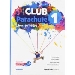 "Francés: ""Parachute 1"" (1º ESO)"