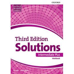 "Inglés: ""Solutions Upper-Intermediate. Student's Workbook"" (3º ESO)"