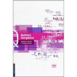 Química inorgánica.Nomenclatura y formulación