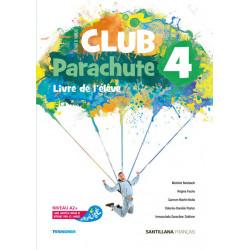 "Francés: ""Parachute 4"" (4º ESO)"
