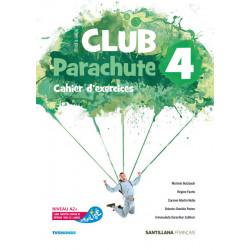 "Francés: ""Parachute 4. Cahier D'Exercices"" (4º ESO)"