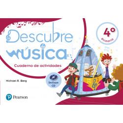 """""""Descubre la música"""" cuaderno de actividades"""