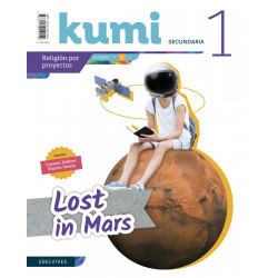Proyecto Kumi. Lost in Mars.
