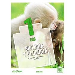 BIOLOGÍA Y GEOLOGÍA 1º ESO. SUMA PIEZAS