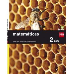 Matemáticas: Proyecto Savia (2º ESO)