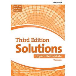 Solutions Upper-Intermediate. Workbook 3rd Edition