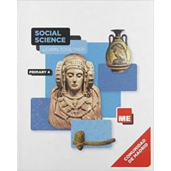 """Ciencias Sociales: """"Social Science"""" Learn Together (4º Primaria)"""