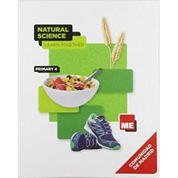 "Ciencias Naturales: ""Natural Science"" (4º Primaria)"