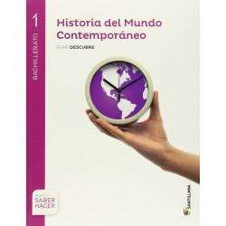 Historia del Mundo Contemporáneo - Serie Descubre (1º Bachillerato)