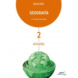 Geografía 2 Bachillerato (2º Bachillerato)