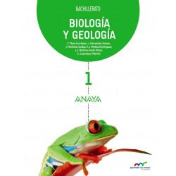 Biología y Geología (1º Bachillerato)