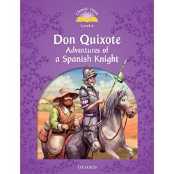 """""""Don Quixote: Adventure of a Spanish knight"""""""