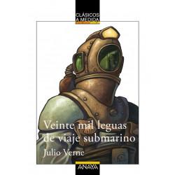 """""""Veinte mil leguas de viaje submarino"""""""