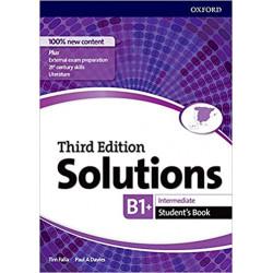 "Inglés: ""Solutions Intermediate. Student's Book"" (2º ESO)"