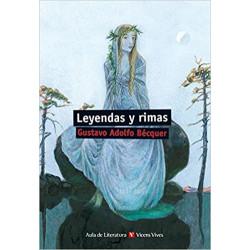 """Lectura 4º ESO """"Rimas y leyendas. Gustavo Adolfo Bécquer"""""""