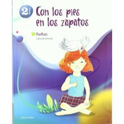 """Lecturas: """"Con los Pies en los Zapatos"""" (2º Primaria)"""